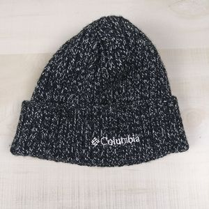Columbia Watch Cap II One Size Black White